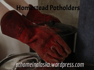 Homestead Potholders